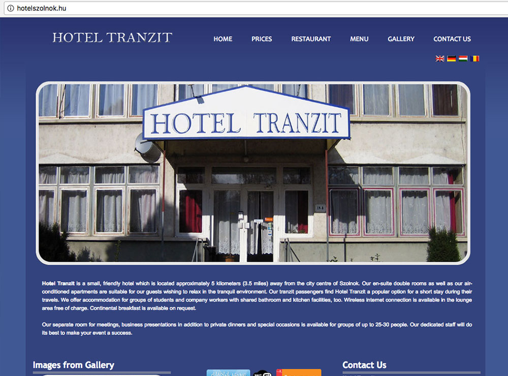 bath-website-design-hotel-tranzit